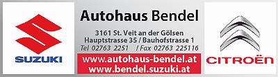 Logo von Autohaus Bendel GmbH