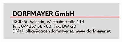 Logo von Dorfmayer Ges.m.b.H