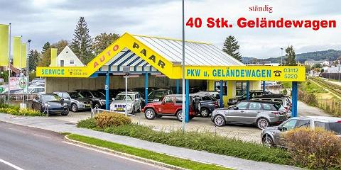 Auto PAAR - IHR GELÄNDEWAGENSPEZIALIST