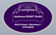 Logo von Autohaus GRAEF GmbH