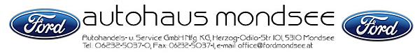Ford Mondsee Autohandels & Service GmbH Nfg. KG
