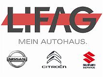Logo von LIFAG - Fahrzeughandels GmbH