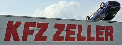 Logo von KFZ Zeller GmbH