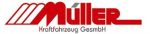 Logo von Müller Kraftfahrzeug GesmbH