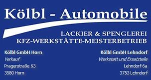Logo von Kölbl Automobile