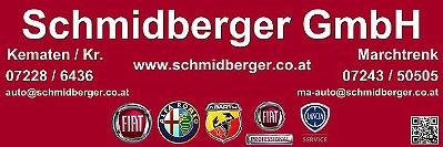 Logo von Fiat Autohaus Schmidberger