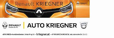 Logo von Auto Kriegner GesmbH | Ried-Aurolzmünster