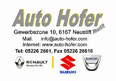 Logo von AUTO HOFER Ges.m.b.H.
