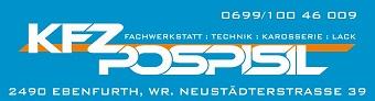Logo von KFZ Pospisil