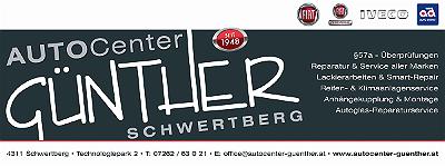 Logo von Auto Center Günther GmbH