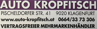 Logo von Auto Kropfitsch