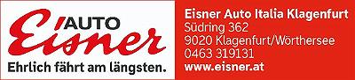 Logo von Eisner Auto Italia Klagenfurt GmbH