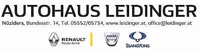 Logo von Autohaus Leidinger Ges.m.b.H. &