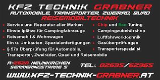 Logo von KFZ-TECHNIK-GRABNER