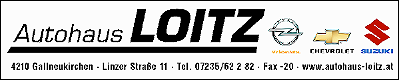 Logo von Autohaus Loitz GmbH