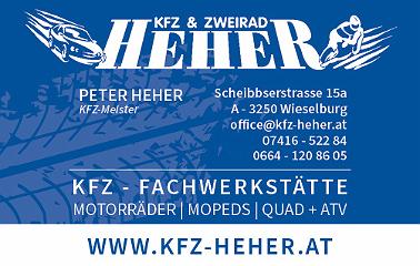 KFZ & Zweirad HEHER