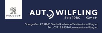 Logo von Auto Wilfling GmbH