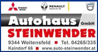 Autohaus Steinwender GmbH