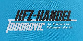 Logo von Kfz - Handel Todorovic