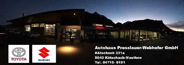 Autohaus Presslauer-Webhofer GmbH