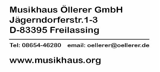 Musikhaus Georg Öllerer GmbH