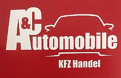 Logo von A&C Automobile