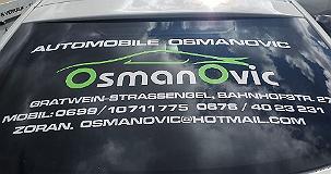 Logo von Automobile Osmanovic