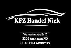 Logo von KFZ Handel Nick