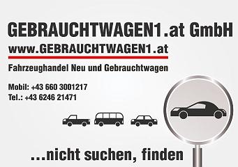 GEBRAUCHTWAGEN1.at GmbH