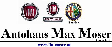 Logo von Autohaus Max Moser GmbH