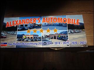 Alexander's Automobile