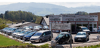 Logo von Auto Gebetsroither GmbH