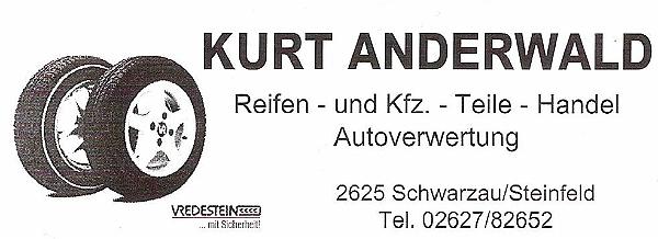 Kurt Anderwald Autoverwertung