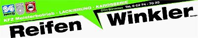 Logo von Reifen Winkler GmbH