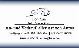 Logo von Lioncars e.u.
