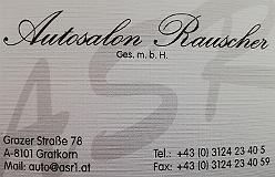 Logo von Rauscher Autosalon GesmbH