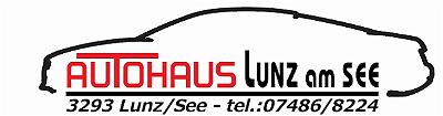 Logo von Autohaus Lunz GmbH