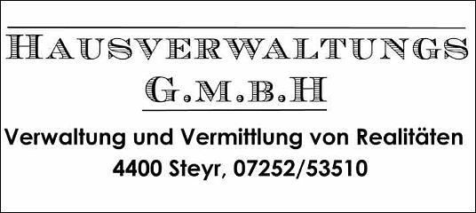 Hausverwaltungs GmbH