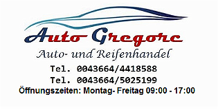 Logo von Autohandel Gregorc