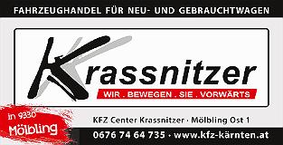 Logo von KFZ Center Wolfgang Krassnitzer