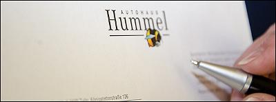 Logo von Autohaus Hummel GmbH