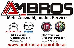 Logo von Ambros Automobile GmbH