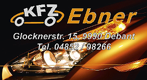Logo von KFZ Ebner