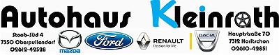 Logo von Mazda Josef Kleinrath GmbH