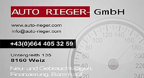 Logo von Auto Rieger GmbH