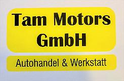 Logo von TAM Motors GmbH