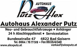 Logo von Autohaus Alex Putz