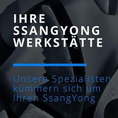 SsangYong Kärnten KFZ Technik Lackner