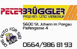 Logo von Peter Brüggler