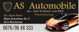 Logo von AS Automobile